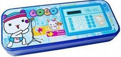 pencil box calculator GC1050