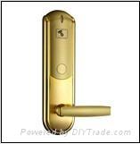 供应感应电子锁厂家 2
