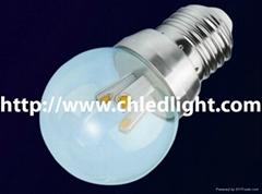 3W bulb light