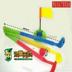 kids foam golf toy