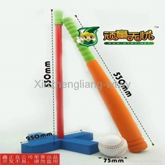 kids fun baseball toy set