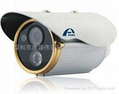 90单晶点阵式红外摄像机