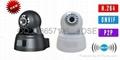 2.0MP  Household Camera wifi ptz