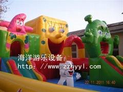 大型充氣玩具