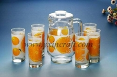 Glass sets,water sets, glass cup