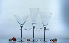 Martini glass,wine glassware