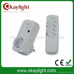 Smart Wireless Remote Control Switch from manufacturer