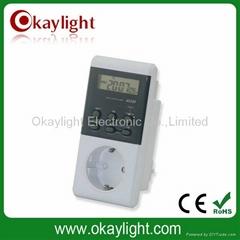 Newest electronic timer socket from manufacturer