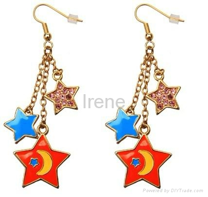 Fashion Earrings Accessories And Newest Design Decoration Df003 Df China Services Or Others