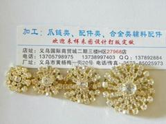 fashion shoe decoration shoe buckle shoe chain