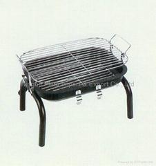 Folding Portable Steel Charcoal BBQ Grills