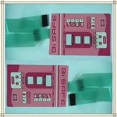 LED Membrane Switch Keypad