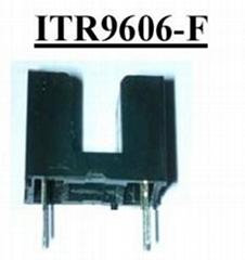 亿光对射式光电开关ITR9606-F/ITR8105