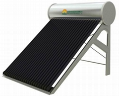vacuum tube solar water heaters