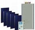 domestic solar water heater