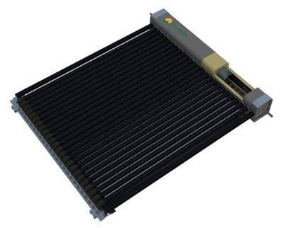SLU U type tube solar heating collector 1