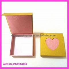 Paper jewelry gift box