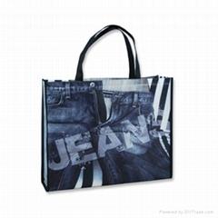 fashion nonwoven fabrics shopping bag