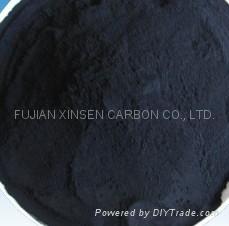 食品級粉狀活性炭