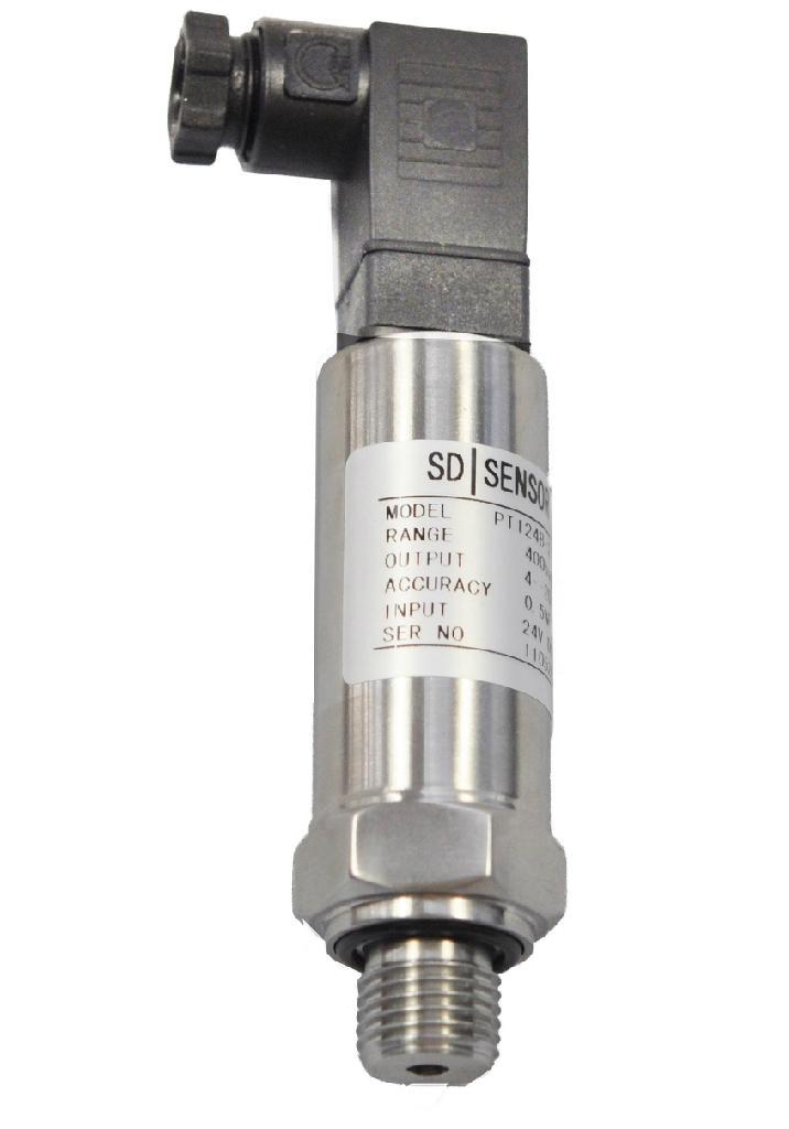工業型高精度壓力變送器(SDG-GY系列) 1
