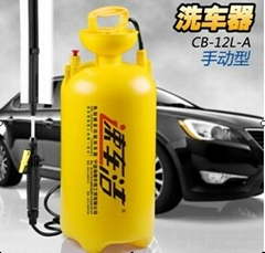 手動12L-A型洗車器