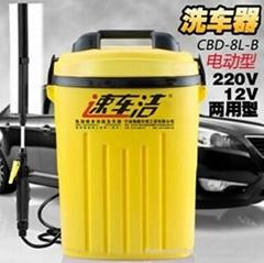 電動8L-B型洗車器