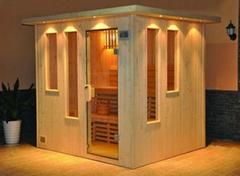 Luxury Traditional Sauna Room/Sauna Cabin