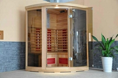 Red Cedar Far Infrared Sauna Room
