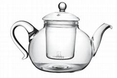 耐热玻璃茶壶