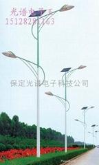 太陽能路燈參考配置