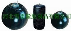 污水管道充氣球塞