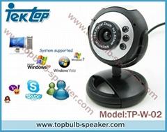 usb 6 leds usb2.0 webcam driver