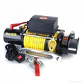 Electric Jeep Car Winches 12000LB CE