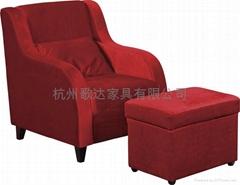 杭州足疗沙发定做