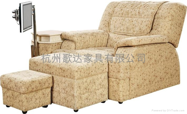 杭州足疗沙发定做 5
