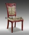 杭州餐椅定做 4