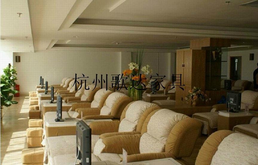 杭州足浴沙发定做 3