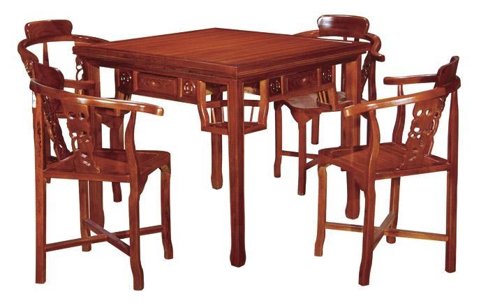杭州炭烧木餐桌 1
