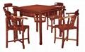 杭州炭烧木餐桌