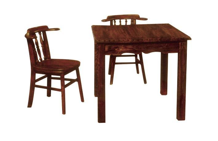 杭州炭烧木餐桌 2
