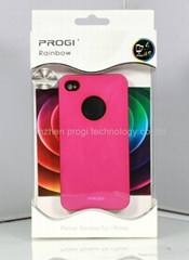 aluminum felling case for iphone4/4s /4G case cover