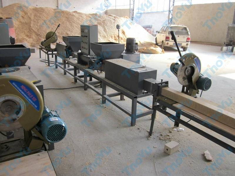 pallet making machines