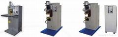 點焊機 對焊機 縫 焊機 鋁焊機 鍍鋅板縫焊機 中頻焊機