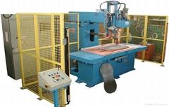 不鏽鋼水槽自動縫焊機