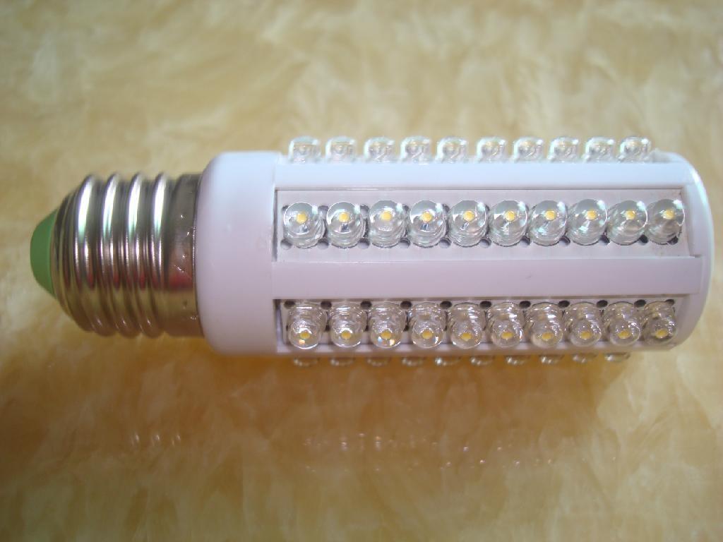 E27 3.5W 60pcs DIP led corn light with super brightness 2