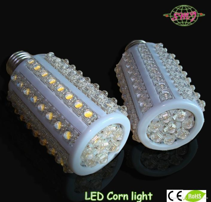 RoHS Epistar SMD E27 12W led corn lamp 1