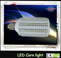 RoHS IP60 8W 165PCS fireproof led corn