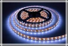 5050 LED ROPE LIGHT 12v (60 LED/Metre) White waterproof or non