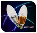 IP54 3.5W excellent quality led candle