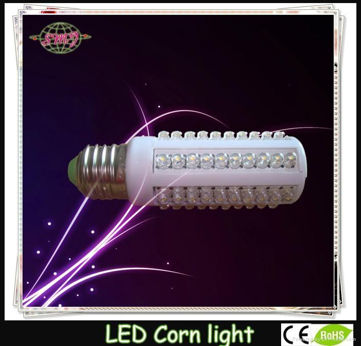 E27 3.5W 60pcs DIP led corn light with super brightness 3
